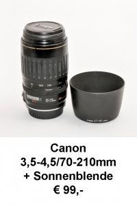 Canon 70-210 usm