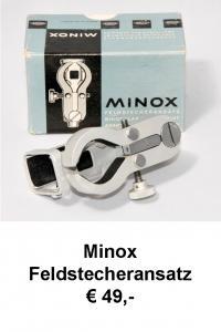 Minox Feldstecheransatz