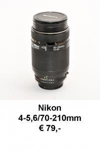 Nikon 70-210