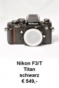 Nikon F3 Titan